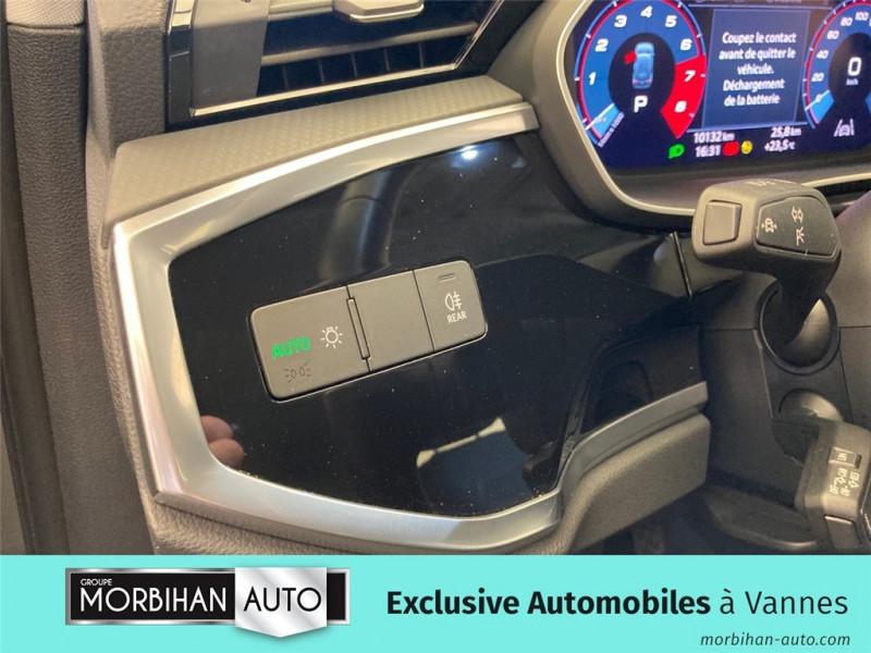 Audi Q3 Q3 35 TFSI 150 ch S tronic 7  occasion à Vannes - photo n°15