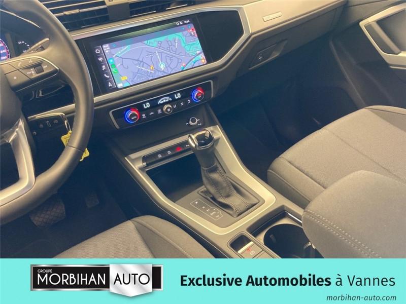Audi Q3 Q3 35 TFSI 150 ch S tronic 7  occasion à Vannes - photo n°10