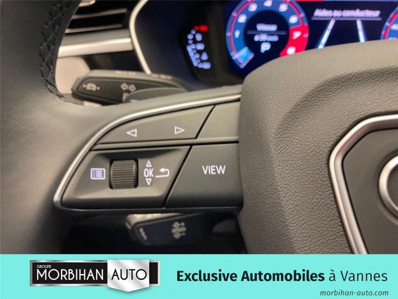 Audi Q3 Q3 35 TFSI 150 ch S tronic 7  occasion à Vannes - photo n°11