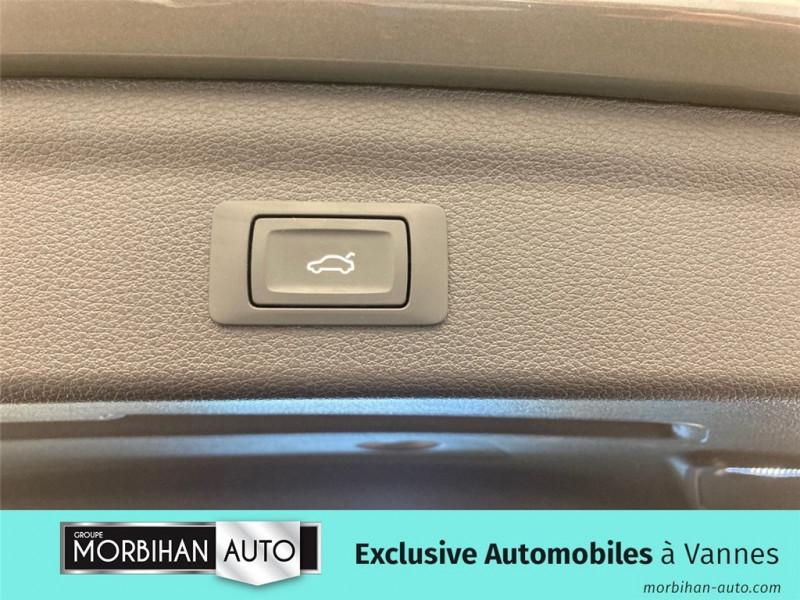 Audi Q3 Q3 35 TFSI 150 ch S tronic 7  occasion à Vannes - photo n°16