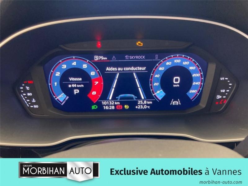 Audi Q3 Q3 35 TFSI 150 ch S tronic 7  occasion à Vannes - photo n°8