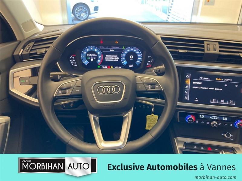 Audi Q3 Q3 35 TFSI 150 ch S tronic 7  occasion à Vannes - photo n°7