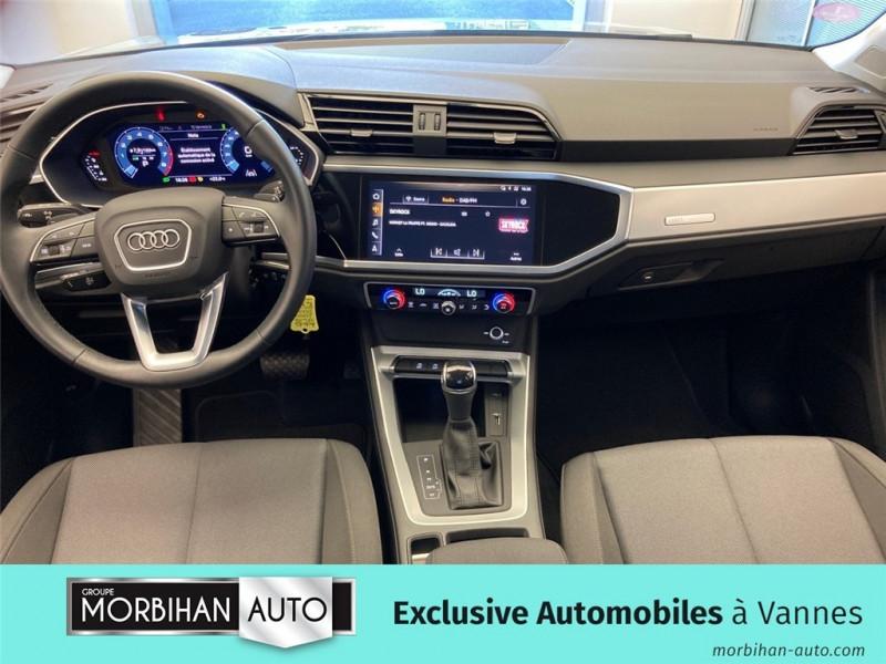 Audi Q3 Q3 35 TFSI 150 ch S tronic 7  occasion à Vannes - photo n°3