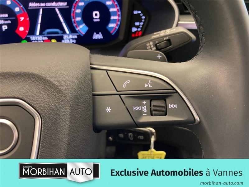 Audi Q3 Q3 35 TFSI 150 ch S tronic 7  occasion à Vannes - photo n°12