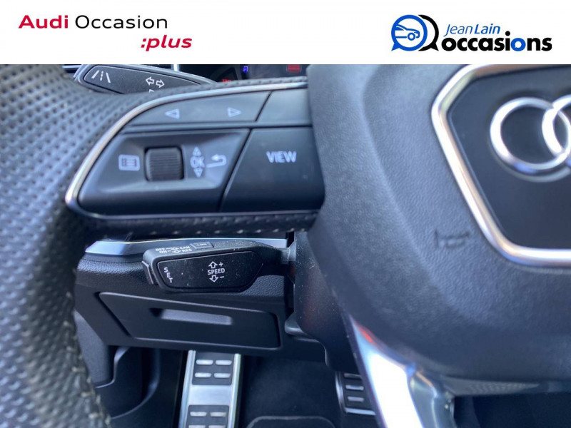Audi Q3 Q3 40 TDI 190 ch S tronic 7 Quattro S line 5p Orange occasion à Échirolles - photo n°8