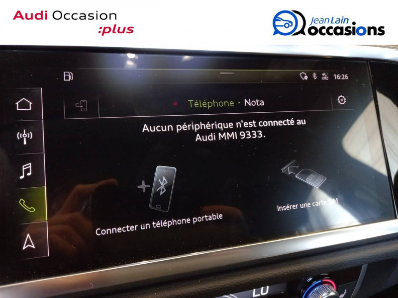 Audi Q3 Q3 40 TDI 190 ch S tronic 7 Quattro S line 5p Blanc occasion à Annemasse - photo n°16
