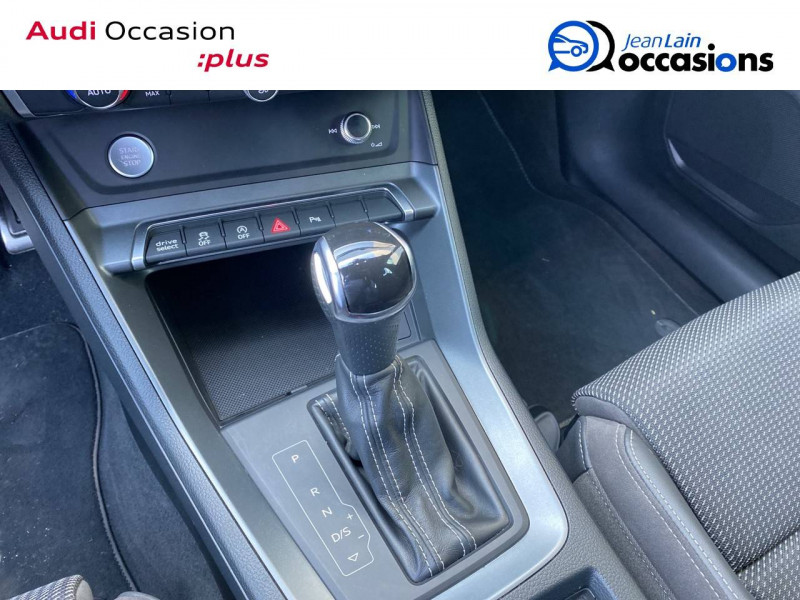 Audi Q3 Q3 40 TDI 190 ch S tronic 7 Quattro S line 5p Orange occasion à Échirolles - photo n°9