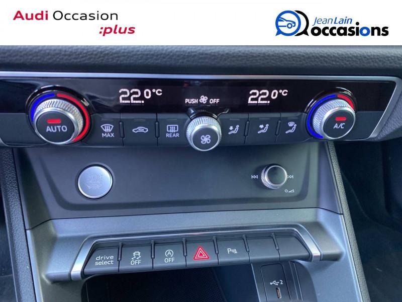 Audi Q3 Q3 40 TDI 190 ch S tronic 7 Quattro S line 5p Orange occasion à Échirolles - photo n°10