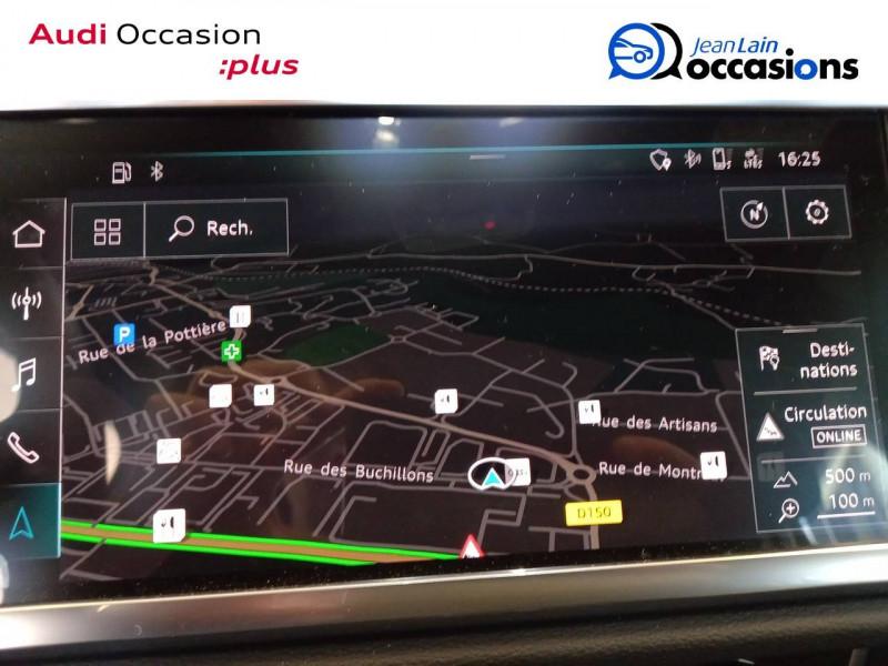 Audi Q3 Q3 40 TDI 190 ch S tronic 7 Quattro S line 5p Blanc occasion à Annemasse - photo n°15