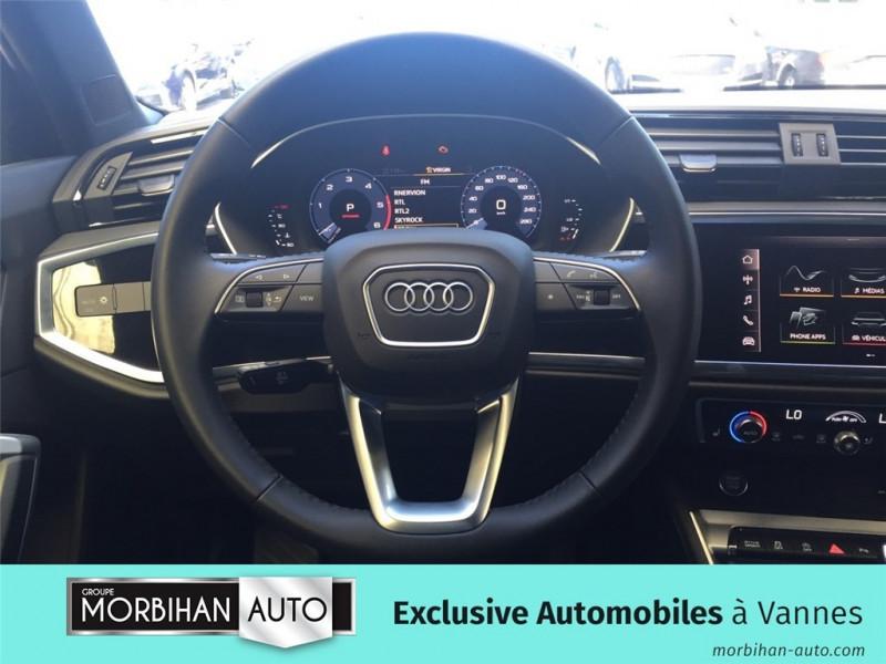 Audi Q3 Q3 Sportback 35 TDI 150 ch S tronic 7  occasion à Vannes - photo n°14