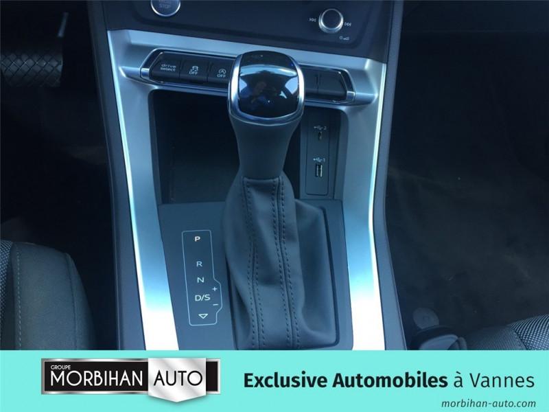 Audi Q3 Q3 Sportback 35 TDI 150 ch S tronic 7  occasion à Vannes - photo n°9