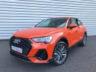 Audi Q3 SB 35 TDI 150 ch S tronic 7 Orange 2020 - annonce de voiture en vente sur Auto Sélection.com