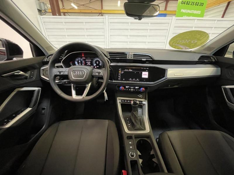 Audi Q3 Sportback 35 TDI 150 CH S-tronic  S Line Noir occasion à Labège - photo n°11