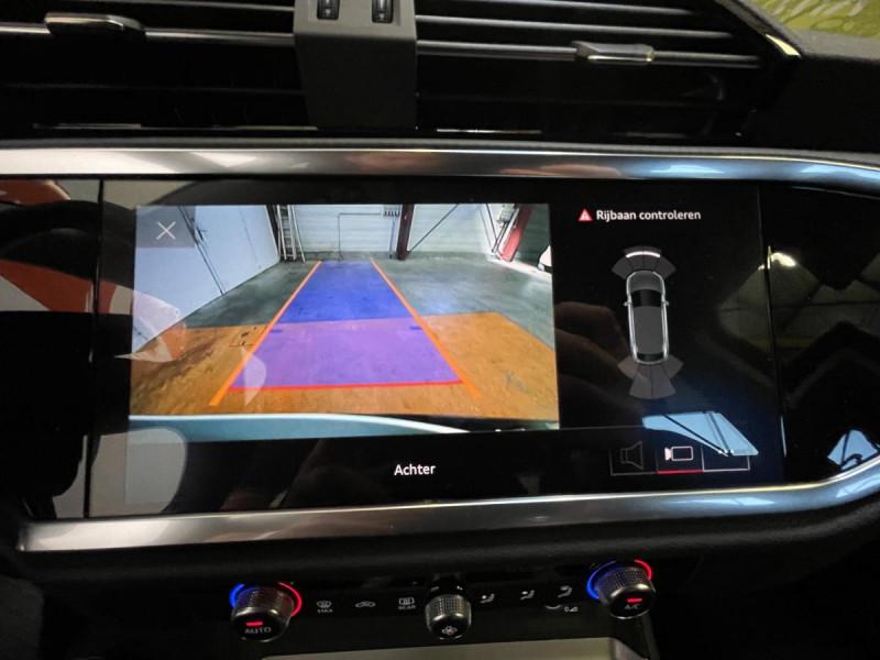 Audi Q3 Sportback 35 TDI 150 CH S-tronic  S Line Noir occasion à Labège - photo n°5