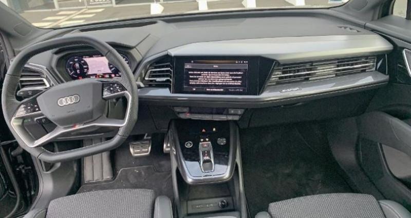 Audi Q4 e-tron 40 204ch S line  occasion à La Rochelle - photo n°6