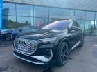 Audi Q4 e-tron 40 e-tron 204ch S line Noir à Albi 81