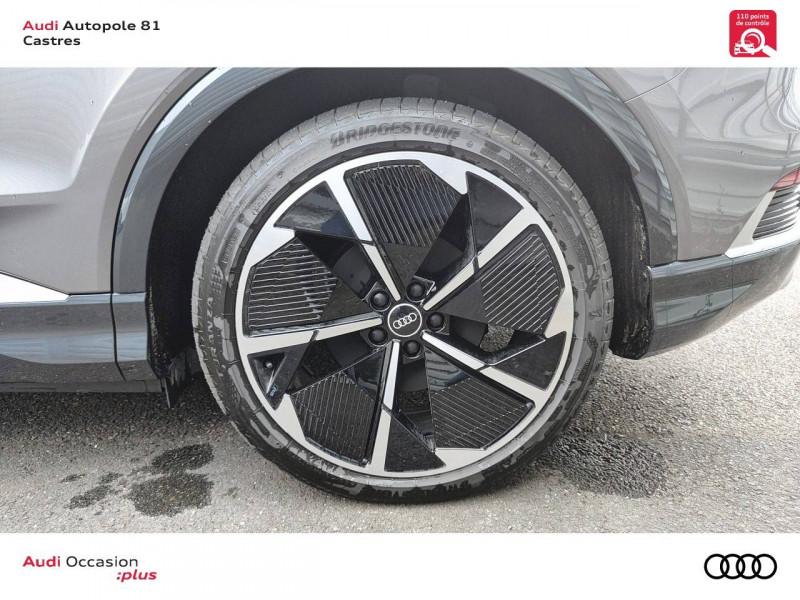 Audi Q4 Q4 e-tron 40 204 ch 82 kW  5p Gris occasion à Castres - photo n°9
