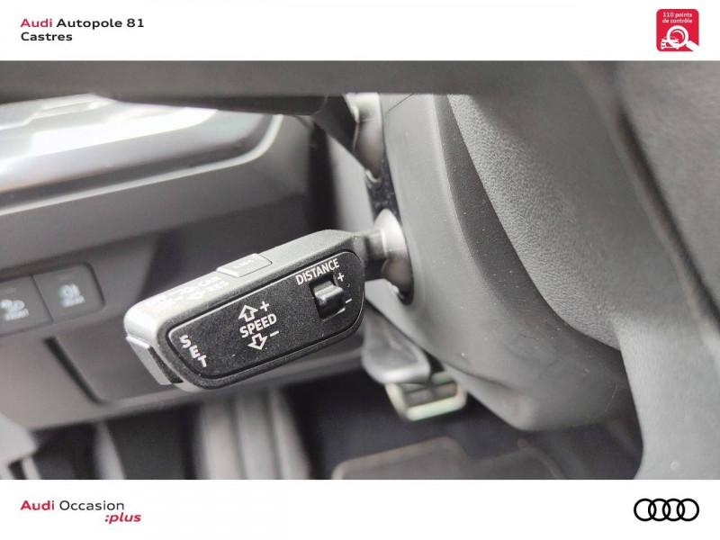 Audi Q4 Q4 e-tron 40 204 ch 82 kW  5p Gris occasion à Castres - photo n°7