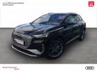 Audi Q4 Q4 e-tron 40 204 ch 82 kW S line 5p Noir à montauban 82