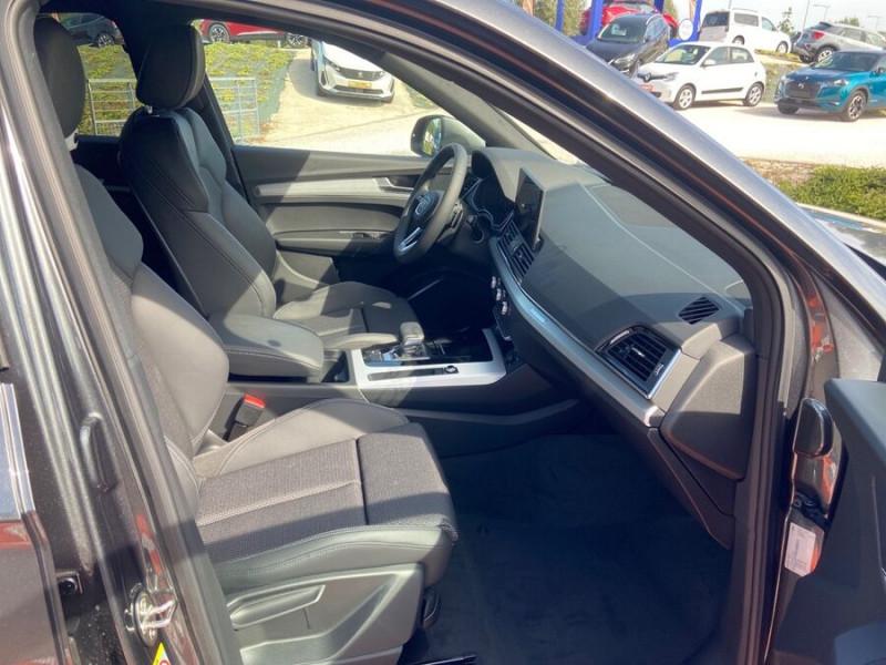 Audi Q5 Sportback 40 TDI 204 BVA QUATTRO S LINE Black Pack Gris occasion à Montauban - photo n°9