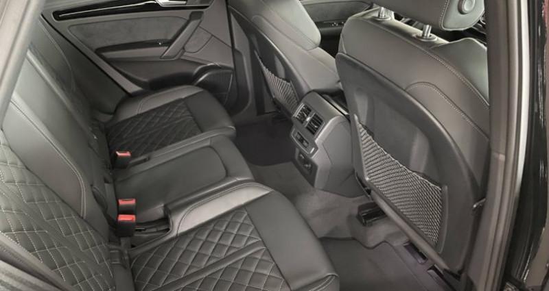 Audi Q5 Sportback 50 TFSIe 299 S tronic 7 Quattro S line Noir occasion à Saint-Ouen - photo n°6