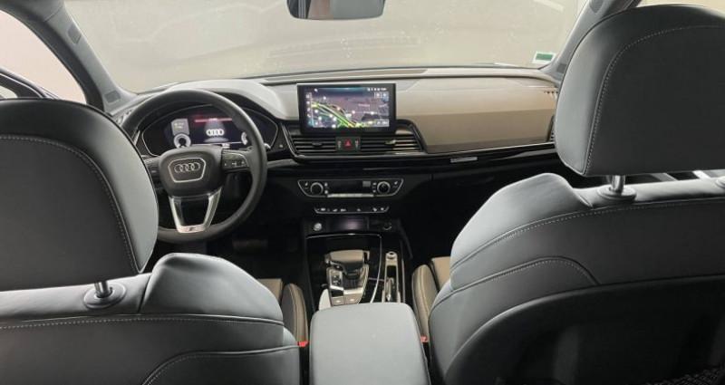Audi Q5 Sportback 50 TFSIe 299 S tronic 7 Quattro S line Noir occasion à Saint-Ouen - photo n°7