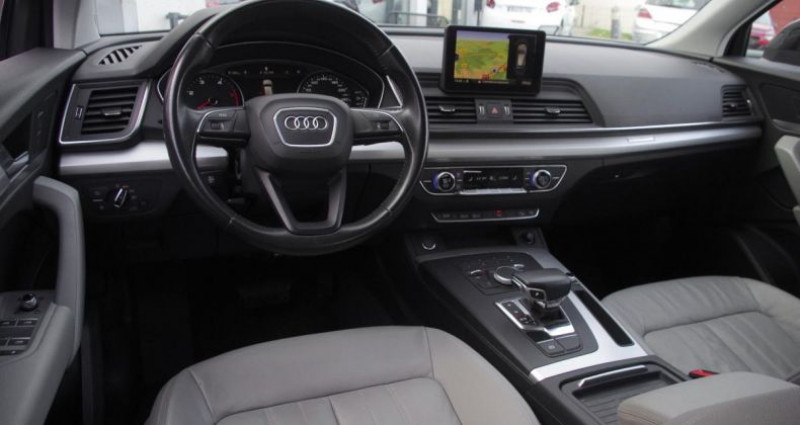 Audi Q5 (2) 2.0 TDI 163 BUSINESS EXECUTIVE QUATTRO S tronic 7 Noir occasion à Chambourcy - photo n°2