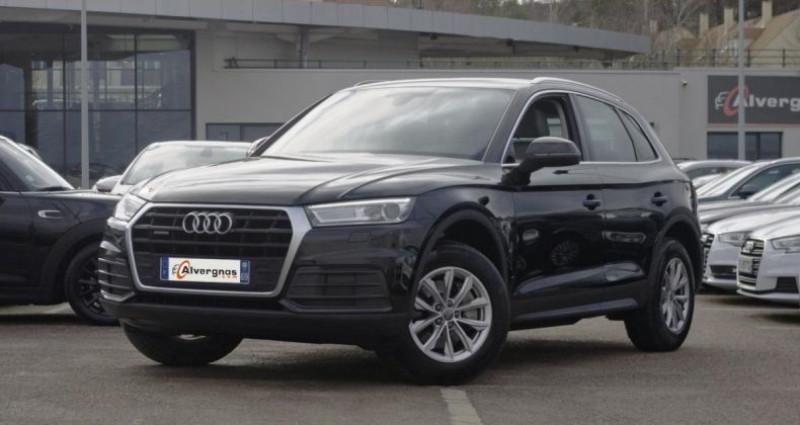 Audi Q5 (2) 2.0 TDI 163 BUSINESS EXECUTIVE QUATTRO S tronic 7 Noir occasion à Chambourcy