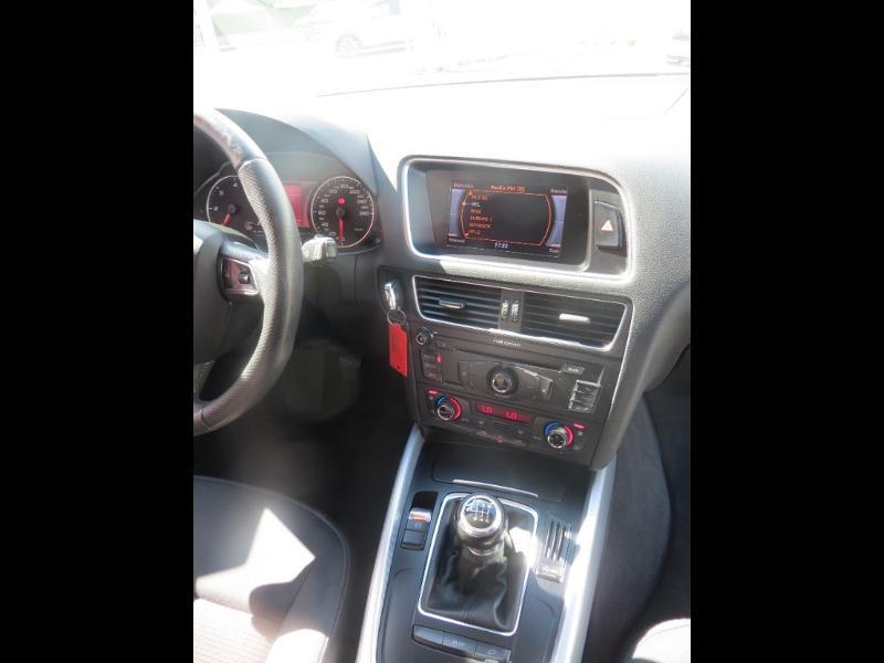 Audi Q5 2.0 TDI 143ch FAP Start/Stop Ambiente quattro Gris occasion à La Roche-sur-Yon - photo n°5