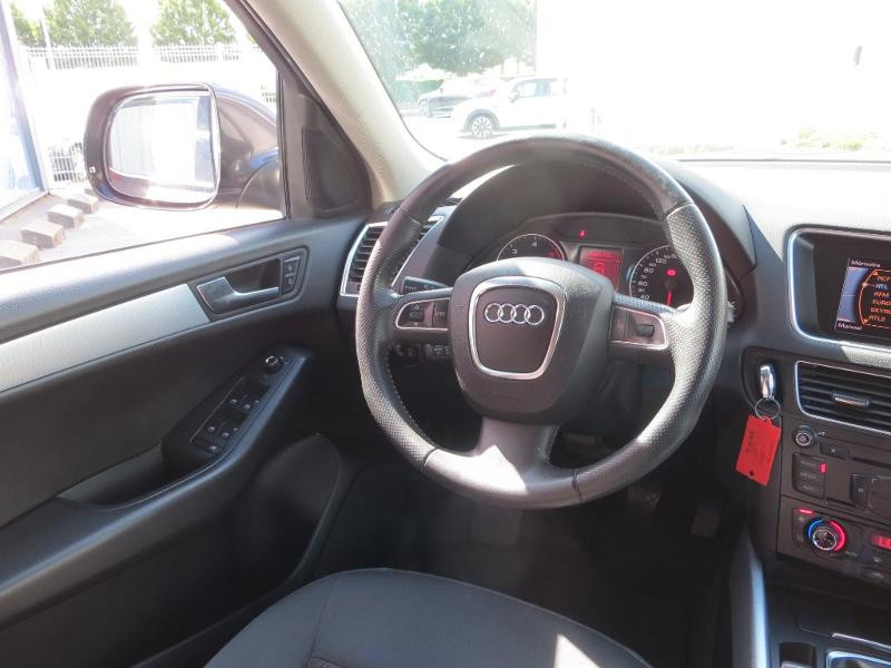 Audi Q5 2.0 TDI 143ch FAP Start/Stop Ambiente quattro Gris occasion à La Roche-sur-Yon - photo n°10