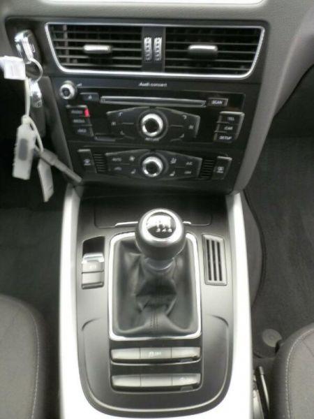 Audi Q5 2.0 TDI 150 Gris occasion à Beaupuy - photo n°9