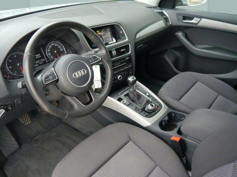 Audi Q5 2.0 TDI 150 Argent occasion à Beaupuy - photo n°4