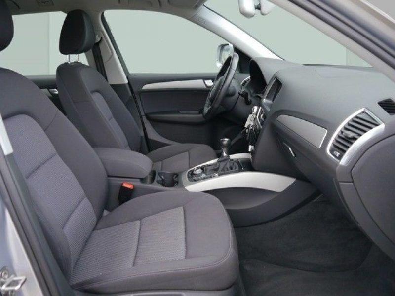 Audi Q5 2.0 TDI 150 Argent occasion à Beaupuy - photo n°5