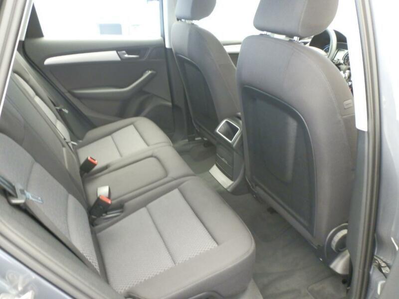 Audi Q5 2.0 TDI 150 Gris occasion à Beaupuy - photo n°6