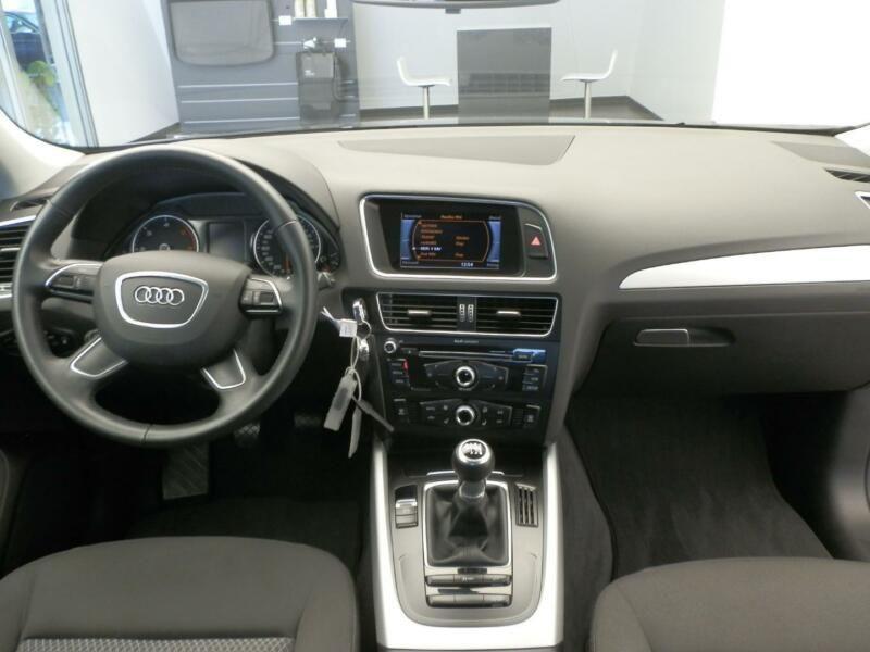 Audi Q5 2.0 TDI 150 Gris occasion à Beaupuy - photo n°2