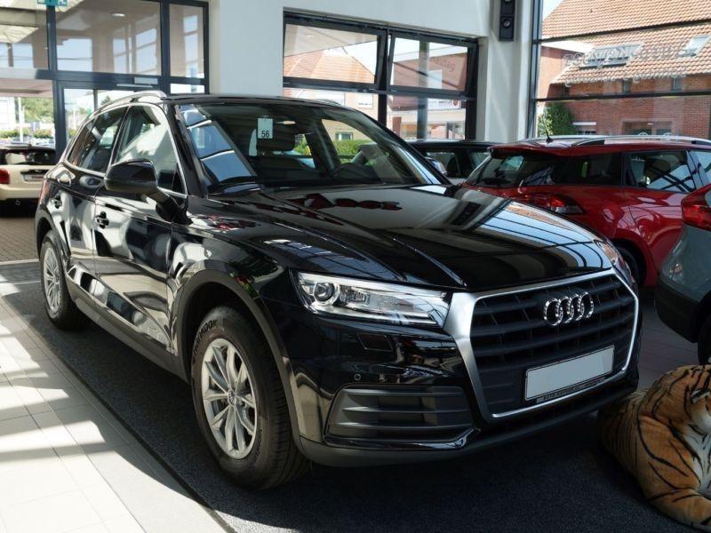 Audi Q5 2.0 TDI 150 Noir occasion à Beaupuy