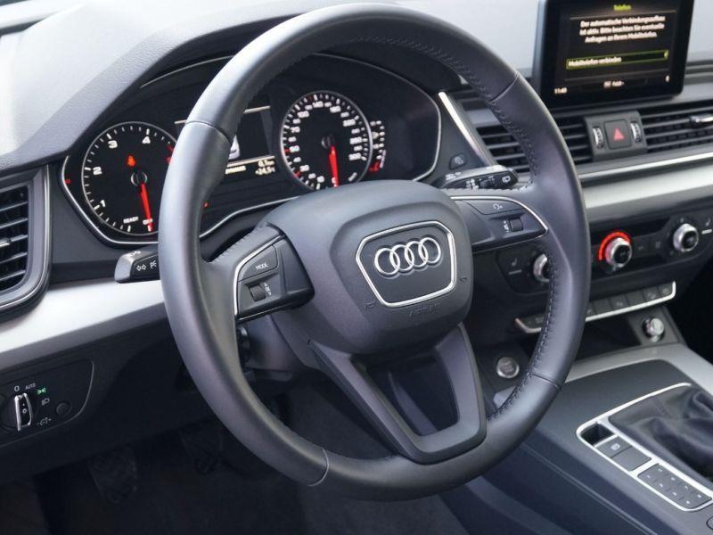 Audi Q5 2.0 TDI 150 Noir occasion à Beaupuy - photo n°8