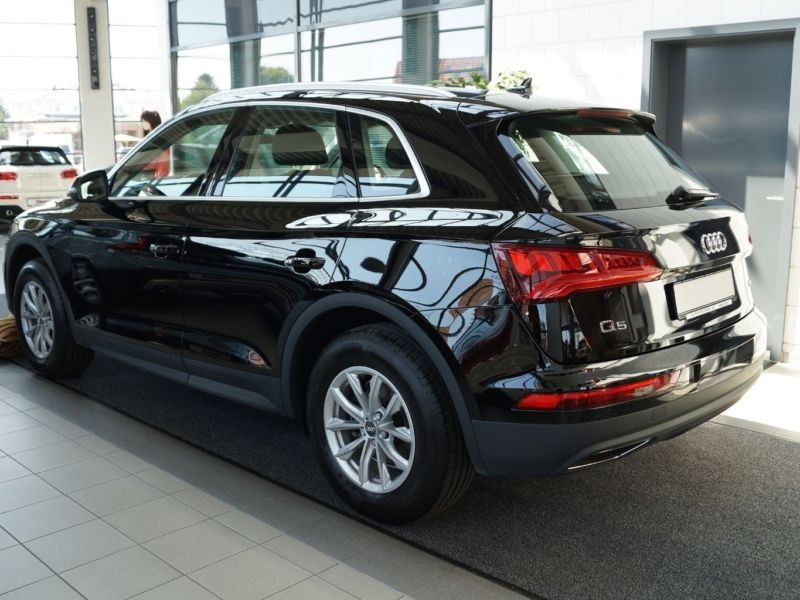 Audi Q5 2.0 TDI 150 Noir occasion à Beaupuy - photo n°3