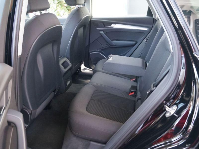 Audi Q5 2.0 TDI 150 Noir occasion à Beaupuy - photo n°5