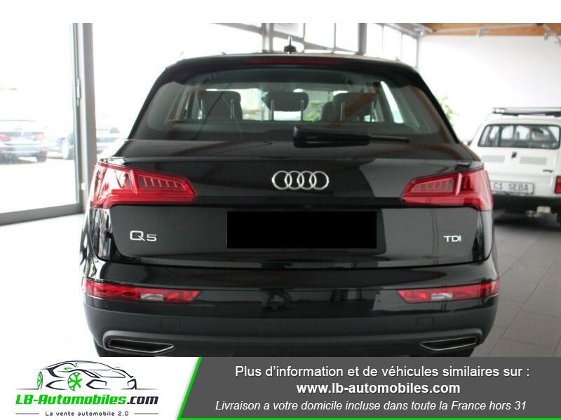 Audi Q5 2.0 TDI 150 Noir occasion à Beaupuy - photo n°6