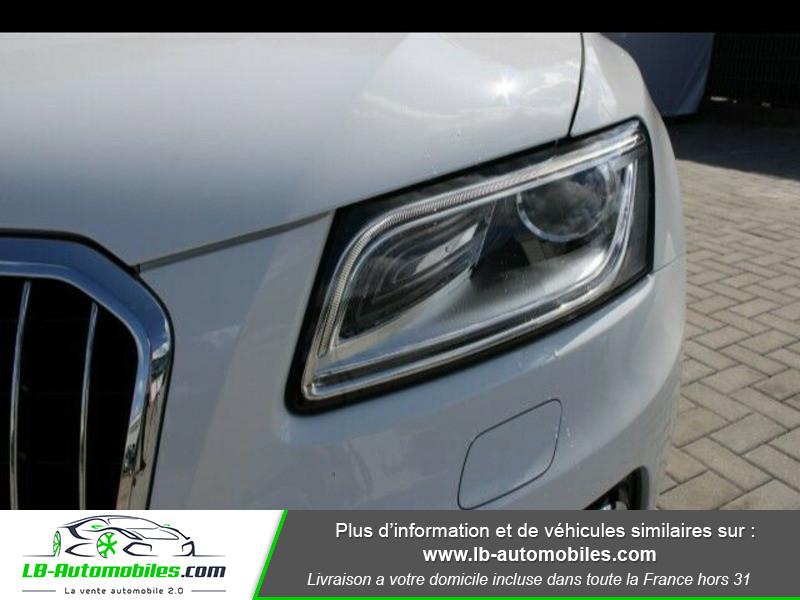Audi Q5 2.0 TDI 150 Blanc occasion à Beaupuy - photo n°7