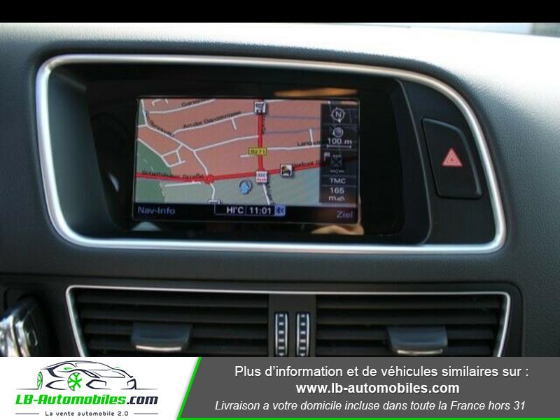 Audi Q5 2.0 TDI 150 Blanc occasion à Beaupuy - photo n°5