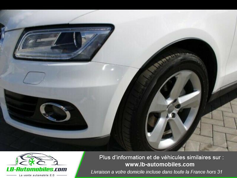 Audi Q5 2.0 TDI 150 Blanc occasion à Beaupuy - photo n°6