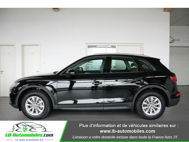 Audi Q5 2.0 TDI 150 Noir occasion à Beaupuy - photo n°7