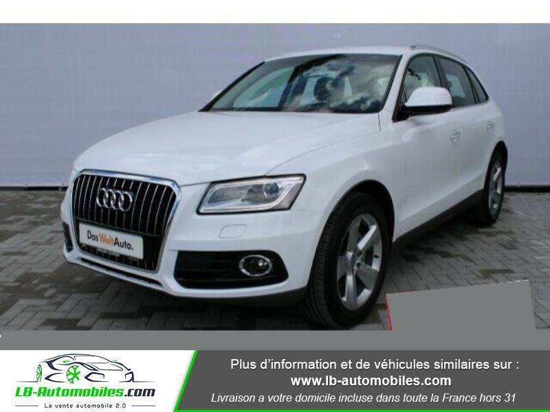 Audi Q5 2.0 TDI 150 Blanc occasion à Beaupuy