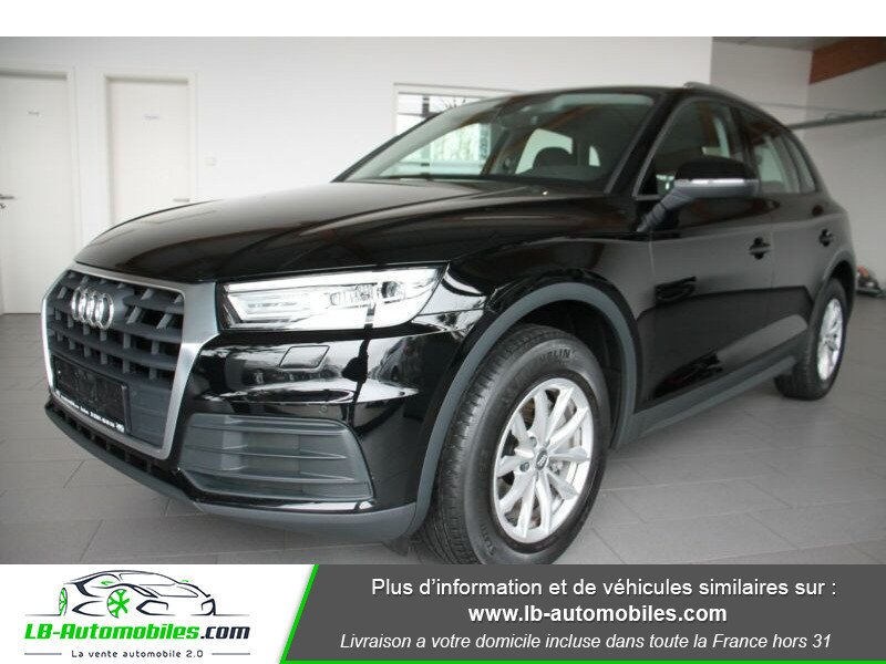 Audi Q5 2.0 TDI 150 Noir occasion à Beaupuy - photo n°4