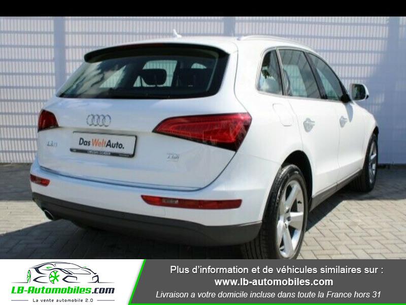 Audi Q5 2.0 TDI 150 Blanc occasion à Beaupuy - photo n°2
