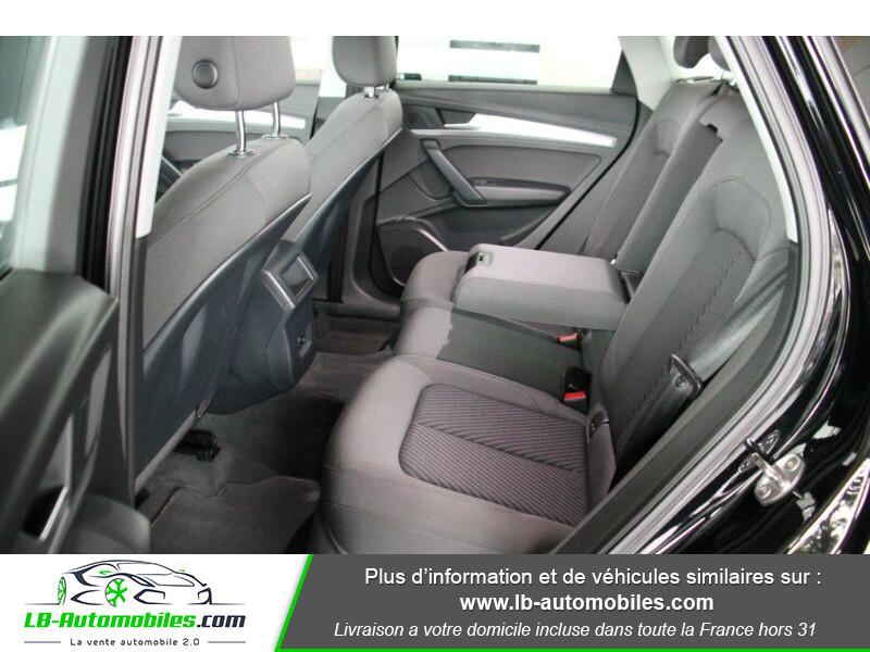Audi Q5 2.0 TDI 150 Noir occasion à Beaupuy - photo n°9