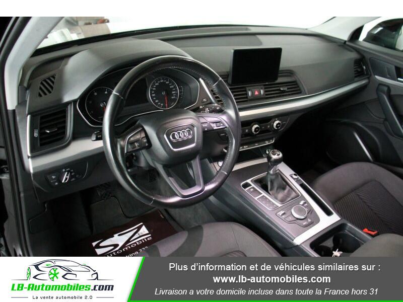 Audi Q5 2.0 TDI 150 Noir occasion à Beaupuy - photo n°2