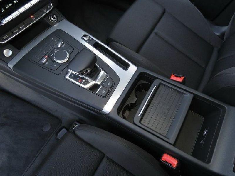 Audi Q5 2.0 TDI 163 cv Quattro Argent occasion à Beaupuy - photo n°7